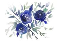Blue Roses Fine-Art Print