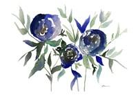 Blue Roses 2 Fine-Art Print