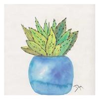 Cactus Pot II Fine-Art Print