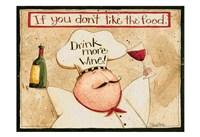 Drink More Wine Fine-Art Print