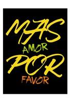 Mas Amor Fine-Art Print