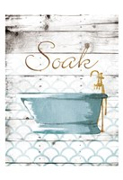 Soak Bath Fine-Art Print