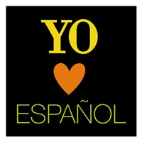 Yo Love Espanol Fine-Art Print