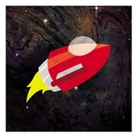 Spaceship Adventure Two Fine-Art Print