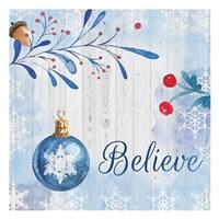 Christmas Believe Fine-Art Print