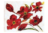 Poppy Reds Fine-Art Print