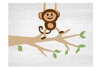 Monkey Around Fine-Art Print