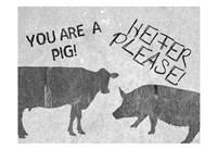 Heifer Please! Fine-Art Print
