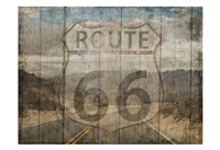 Open Road 1 Fine-Art Print
