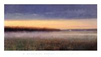 Mist Hovering Fine-Art Print