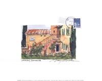 Provence Garden Fine-Art Print