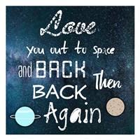 Love In The Distance Fine-Art Print