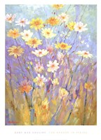 Garden in Spring Fine-Art Print