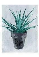 Calm Plant Fine-Art Print