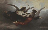 Une Ame Au Ciel (A Soul in Heaven), 1878 Fine-Art Print