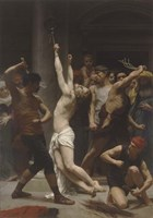 The Flagellation of Christ Fine-Art Print