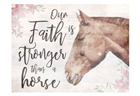 Strong Faith 1 Fine-Art Print