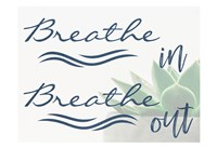 Breathe In Fine-Art Print