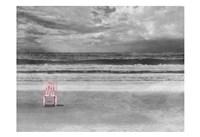 Barren Ocean 1 Fine-Art Print