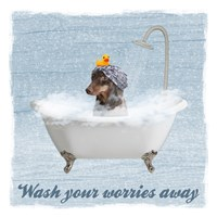 Worry Wash Fine-Art Print