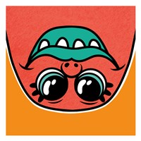 Goofy Monster 2 Fine-Art Print