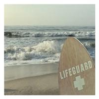 Vigilant Lifeguard Fine-Art Print