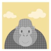 Funky Monkey Fine-Art Print