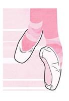 Dancing Slippers Fine-Art Print