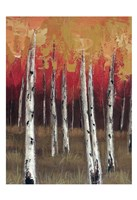 Forest Red 1 Fine-Art Print