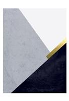 Dark Blue Mountains 1 Fine-Art Print