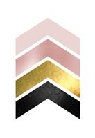 BlushPink Gold 1 Fine-Art Print