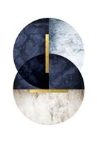 Dark Navy Fine-Art Print