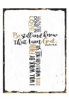Quoted Cross Fine-Art Print