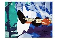 Guitar Play Fine-Art Print