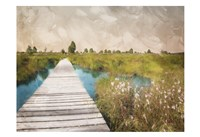 On The Marsh Fine-Art Print