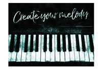 Create Your Melody Fine-Art Print