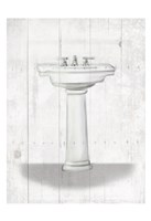 Simple Sink Fine-Art Print