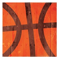 Kids Sports Basketball Fine-Art Print