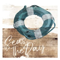 Seas The Day Fine-Art Print