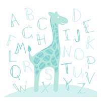 Giraffe Fun Fine-Art Print