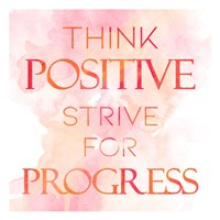 Positive Fine-Art Print