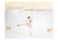 Leave a LIttle Sparkle v1 Fine-Art Print
