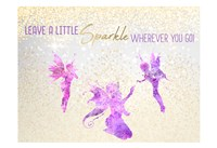 Leave a LIttle Sparkle v3 Fine-Art Print