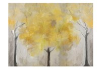 Yellow Grove Fine-Art Print