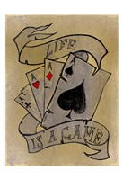 Life is a Game Fine-Art Print