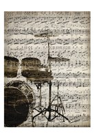 Music Sheets 4 Fine-Art Print