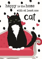 At Least One Cat Fine-Art Print