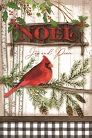 Noel Cardinal Fine-Art Print