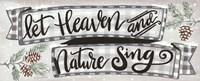 Heaven and Nature Fine-Art Print
