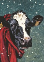 Staying Warm for Winter Fine-Art Print
